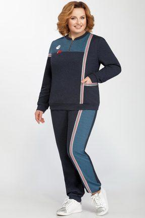 женский спортивный костюм lakona, синий