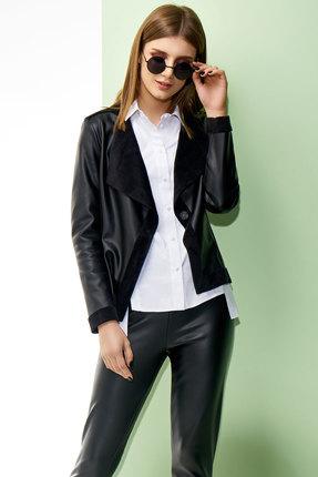 Куртка Denissa Fashion 1213 черный