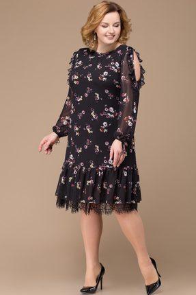 Купить со скидкой Платье Svetlana Style 1177 черный
