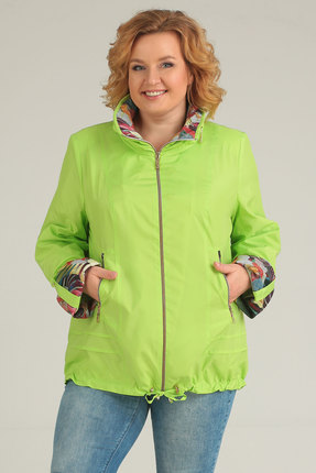 Куртка TricoTex Style 1547 зеленые тона TricoTex Style