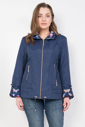 Куртка TricoTex Style 1547н темно-синий