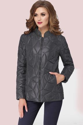Куртка LeNata 12869 графитовый LeNata