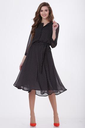 Платье Verita Moda 1154 черный...