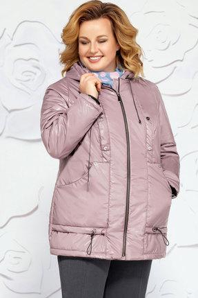 Куртка Ivelta plus 873 розовые...