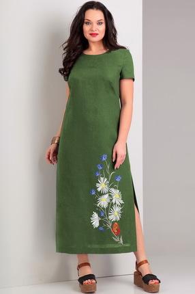 Платье Jurimex 1959-2 зеленый ...