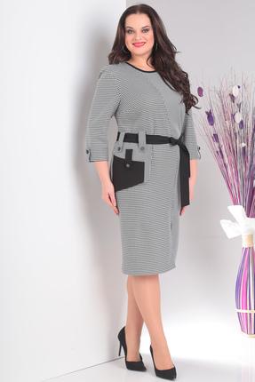 Купить Платье Milana 104 серый, Повседневные платья, 104, серый, Костюмно-плательная. Состав: ПЭ-70%, вискоза-28%, спандекс-2%, Мультисезон