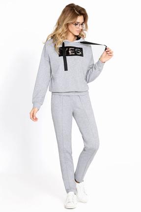 Спортивный костюм PIRS 625 серый