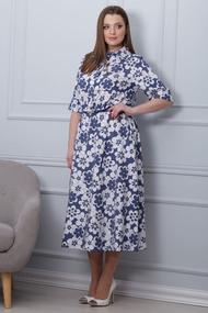 Платье Michel Chic 695 джинсовый