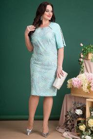 Платье Лилиана 711 голубой