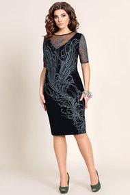 Платье Мублиз 325 черный
