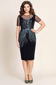 Платье Мублиз 326 черный