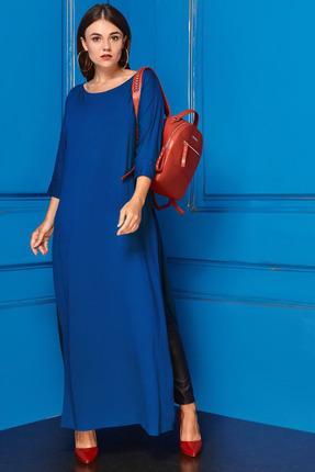 Комплект брючный Anastasia 230 синий
