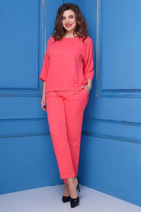 Комплект брючный Anastasia 224 розовый