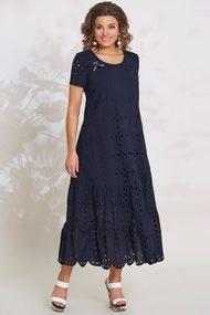 Платье Vittoria Queen 8483/1 синий