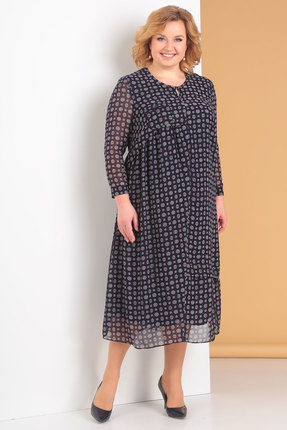 Женское трикотажное платье Новелла Шарм