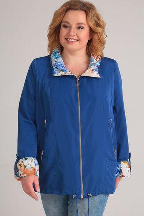 Куртка TricoTex Style 1547н васильковый