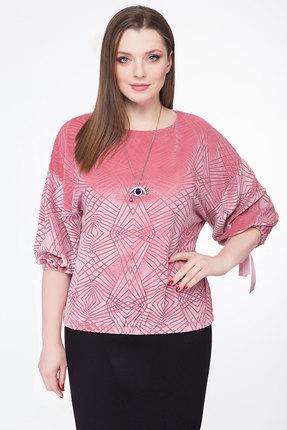 Блузка Дали 5301 розовый