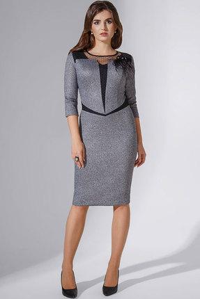 Платье Avanti Erika 739 серый