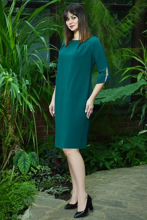 Купить Платье B&F 1920 зеленый, Вечерние платья, 1920, зеленый, Вискоза 70%, ПЭ 18%, Лайкра 12%., Мультисезон