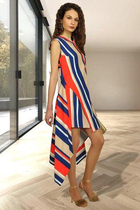 Комплект юбочный Миа Мода 913-1 разноцветный