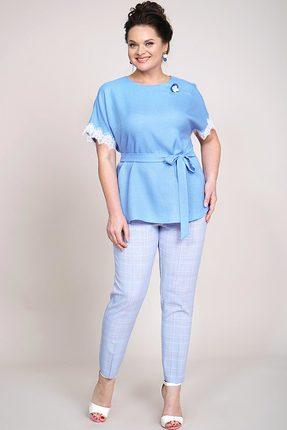 Комплект брючный Alani 925 голубой