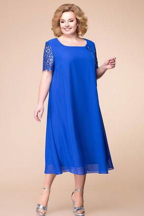 Платье Romanovich style 1-1600 синий