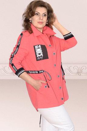 Куртка Needle Ревертекс 369/7-1 коралл
