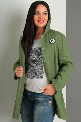 Купить со скидкой Куртка Jurimex 1987 зеленый