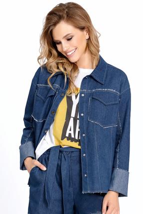 Куртка PIRS 675 синий
