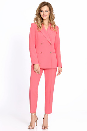 Комплект брючный PIRS 689 светло розовый PIRS