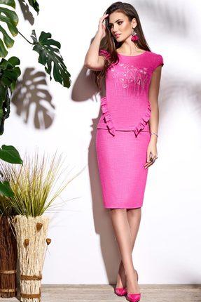 Комплект юбочный Lissana 3634 розовый
