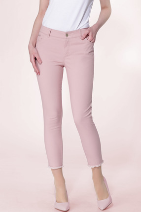 Капри LeNata 11995 розовый с пудрой