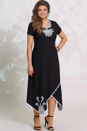 Платье Vittoria Queen 8073 черный