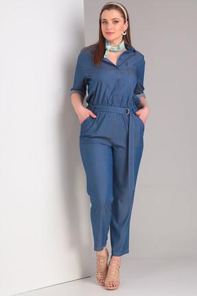 женский джинсовые комбинезон anastasia mak