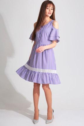 Фото 2 - Платье Golden Valley 4391 сирень цвет сирень