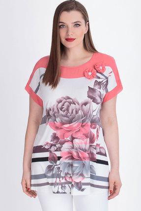 Туника БелЭкспози 570 розовые тона