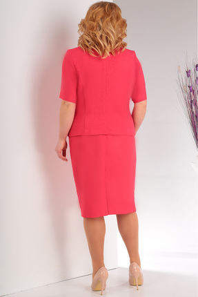 Фото 2 - Комплект юбочный Milana 127 красные тона цвет красные тона