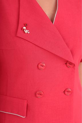 Фото 4 - Комплект юбочный Milana 127 красные тона цвет красные тона