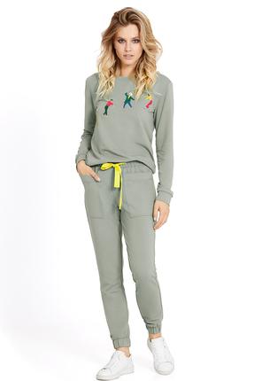 Фото - Спортивный костюм PIRS 706 бирюзовые тона цвет бирюзовые тона