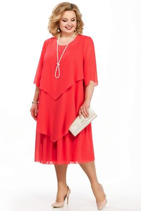 Фото - Платье Pretty 347 красный красного цвета