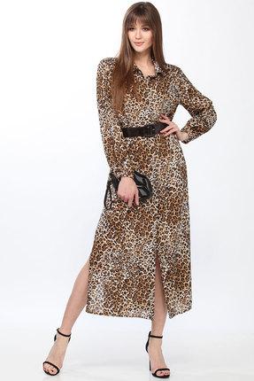 Фото - Платье Lady Secret 3598 леопардовый цвет леопардовый