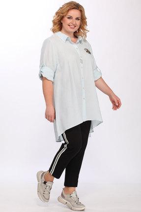 Купить со скидкой Рубашка Lady Secret 094 голубой