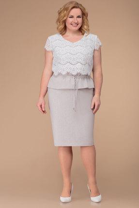 Комплект юбочный Svetlana Style 1109 светло-серый