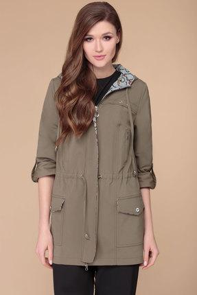 Куртка Svetlana Style 1217 хаки