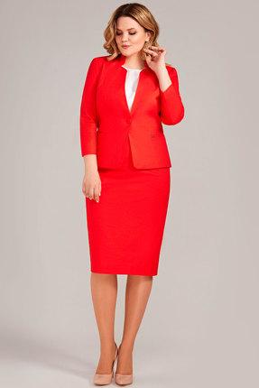 Комплект юбочный Panda 445210 красный