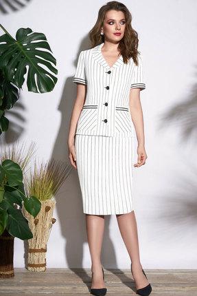 Комплект юбочный Lissana 3711 белый
