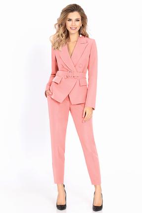 Комплект брючный PIRS 591 светло розовый