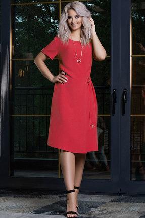 Платье DilanaVIP 1351 красный, Вечерние платья, 1351, красный