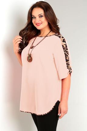 Туника Таир-Гранд 62343 светло-розовый