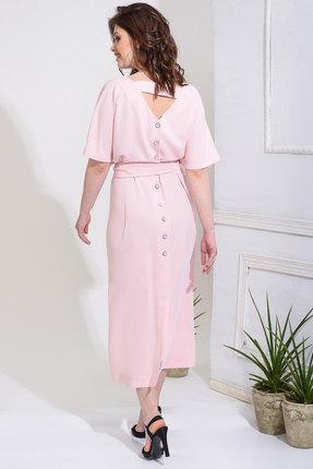 Фото 2 - Платье Anna Majewska 154р розовый розового цвета